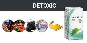 Detoxic – Limpie o Seu Organismo de Parasitas