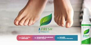 Fresh Fingers – O Método Natural para a Luta contra o Fungo
