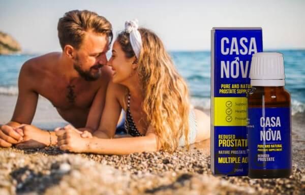 homem e mulher na praia