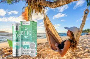 Keto Guru – os Ceto-Comprimidos Efervescentes com Ação no Apetite!