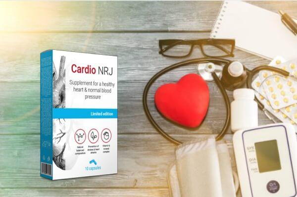 cardio nrj, Hipertensão, Pressão alta