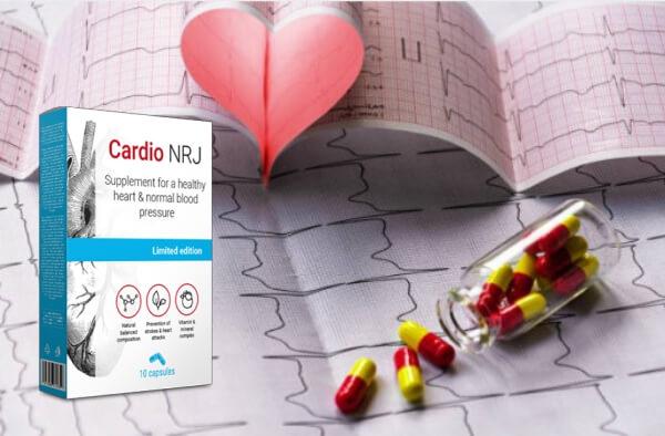 cápsulas, coração saudável