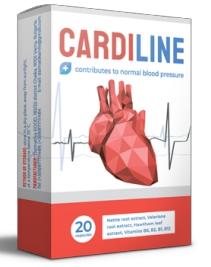 Cardiline Cápsulas