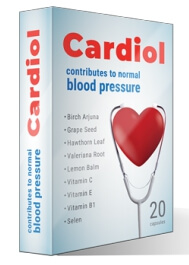 Cardiol Cápsulas