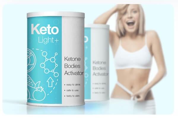 keto light plus, Perda de peso, bebida