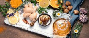 9 Alimentos para Reforço de Imunidade Ativa durante a Época da Gripe de 2020