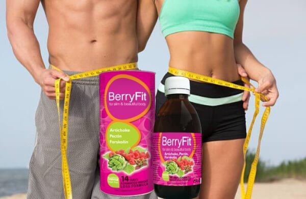 BerryFit gotas emagrecimento