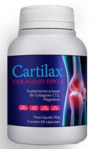 Cartilax cápsulas