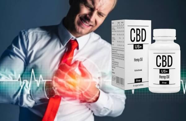 cbdus + plus cápsulas, coração, hipertensão, pressão alta