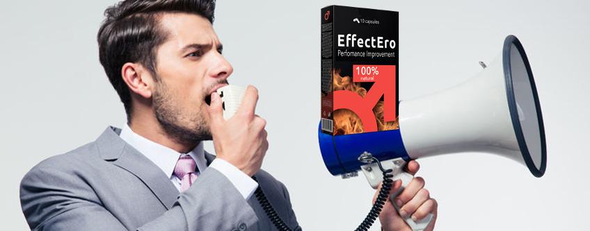 Cápsulas EffectEro Alto-falante