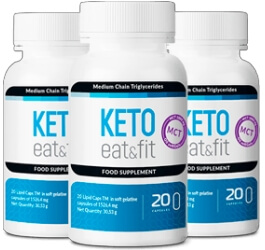 Keto Eat & Fit cápsulas