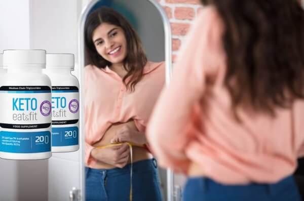 keto eat & fit, cápsulas, perda de peso, emagrecimento, mulher, dieta