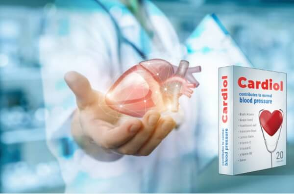 cápsulas coração