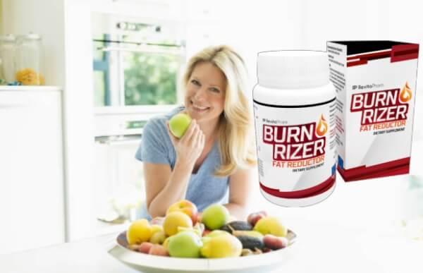 Burn Rizer ingredientes
