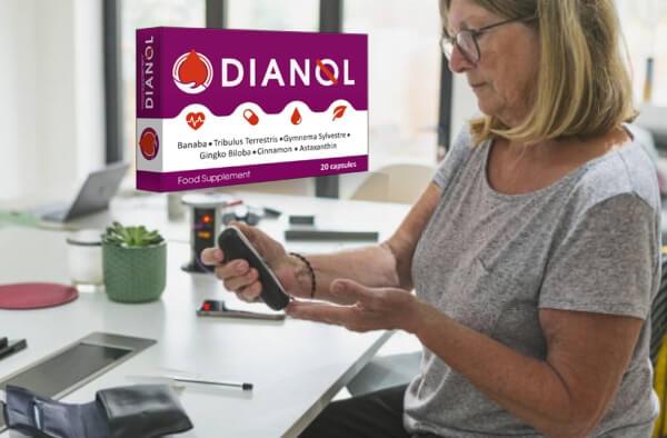 cápsulas Dianol Preço