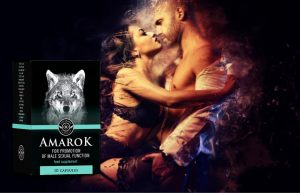 Amarok – Extratos Naturais para Mais Confiança e Prazer na Cama!