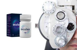 Oculax Cápsulas – Aumente as suas capacidades de visão naturalmente!