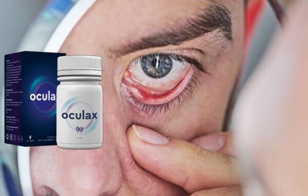 cápsulas visão do olho