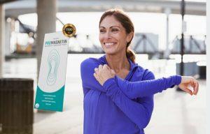 Promagnetin – Palmilhas Biomagnetin com Díodos para Facilidade de Movimento!