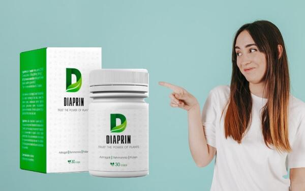 Cápsulas Diaprin preço
