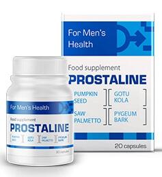 ProstaLine 20 cápsulas Portugal
