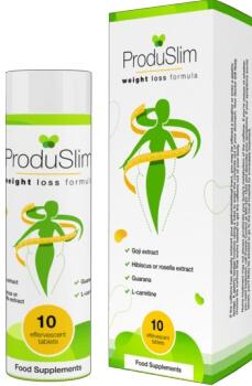 ProduSlim 10 comprimidos Portugal