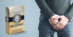 ProstEro – Cápsulas Naturais Contra Problemas de Próstata