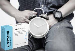 Uromexil – Uma Fórmula Palmetto saw para homens potentes com uma próstata saudável!