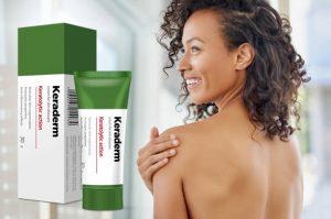 Keraderm + Revisão – Uma fórmula natural para o cuidado diário e aprimoramento da pele contra papilomas e verrugas