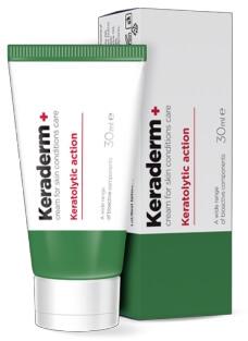 Revisão KeraDerm + Plus Creme