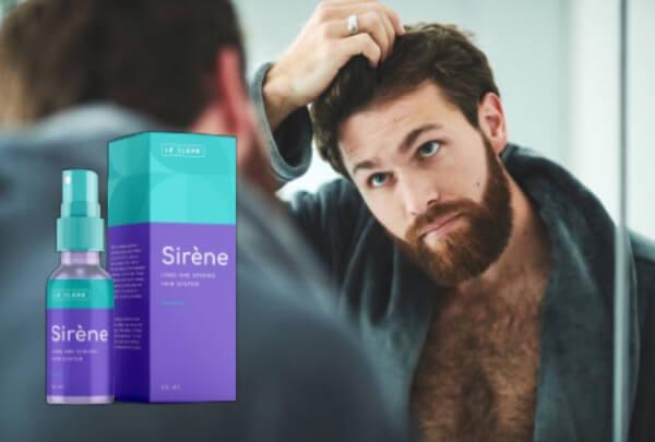 Le Clere Sirene spray Opiniões e comentários em Portugal